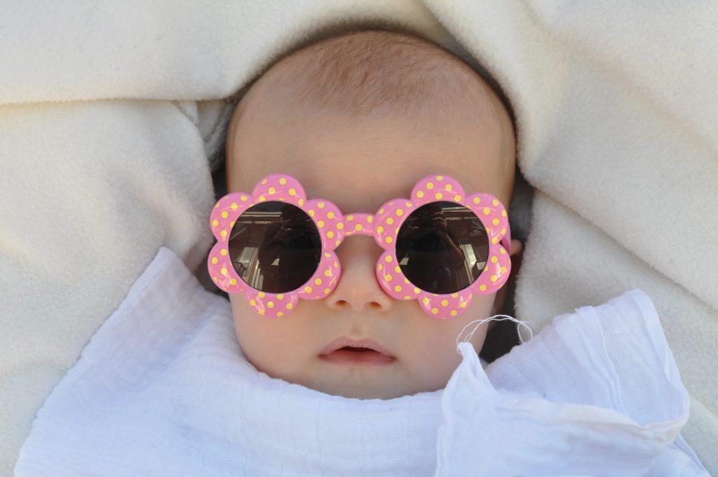 Kinderbrillen zum Schutz vor der Sonne