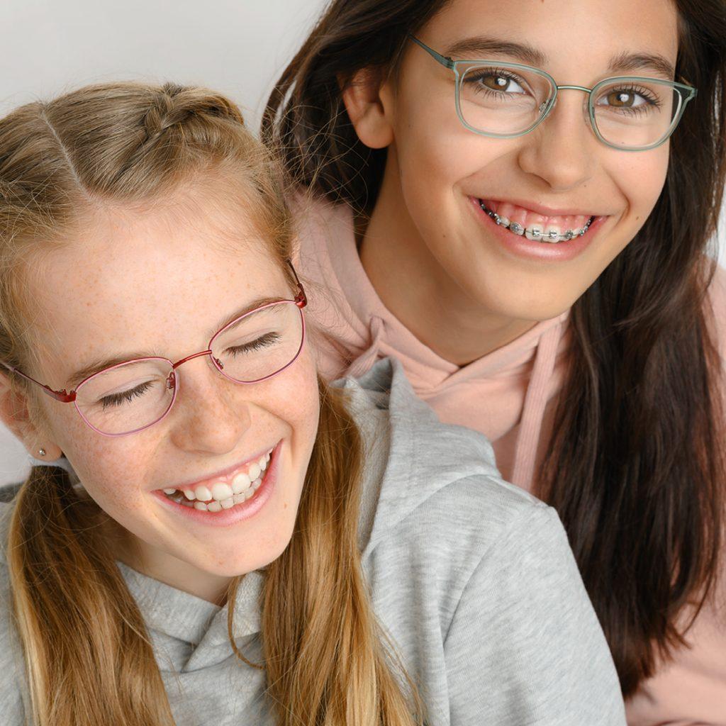 Kinderbrillen von Eschenbach